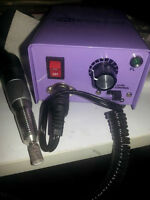 Esthetics nail drill / table