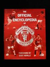 Manchester United - The Official Encyclopedia Of [Hardback] Loganholme Logan Area Preview