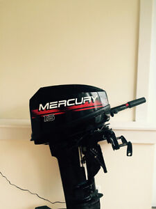 Mercury 15hp Outboard Motor For Sale Canada