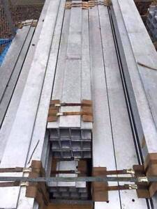 Retaining Wall H Channl & C Channel Galvanised Steel For Sale Hoppers Crossing Wyndham Area Preview