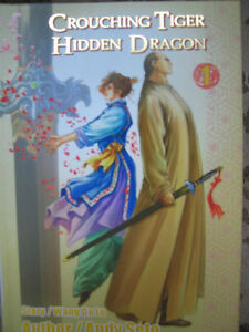 Manga - Crouching Tiger Hidden Dragon