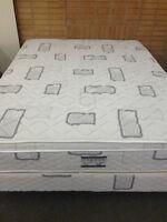 MATTRESS SALE AT SLEEPWELL BEDDING - QUEEN PILLOW TOP SET $369!