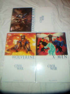 livres Marvel collection BOOKS ** I SHIP **