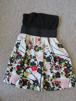 Strapless Summer Dress (medium)
