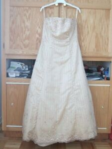Maid of honor / Bridesmaid dress - gown
