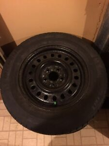 Winter tires for sale Michelin x-ice 205/65/R15