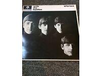 THE BEATLES VINYL RECORD LP RARE PRESS STEREO PCS 3045