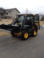 Volvo Skid Steer For Rent