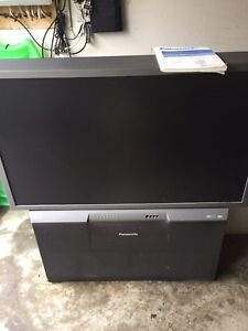 "50"" Panasonic Flat Screen TV"