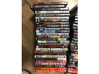 Great titled dvds, job lot or individual