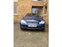 QUICK SALE!!! Mercedes kompressor AMG c160SE