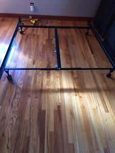Queen size bed frame,