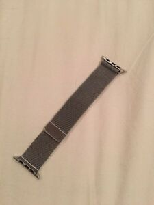 Apple Watch Band 42mm Milanese Stainless Steel