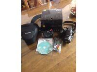 Nikon Cool Pix P500 Camera