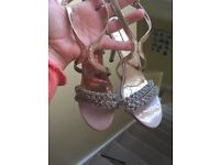 Ladies Next size 5 Party shoes