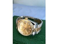 LADYS ROLEX DAY DATE A+++ gold