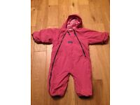 Jojo mama Bebe snowsuit 18-24 months