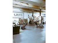 Gray's Salon