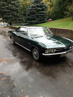 1966 CORVAIR CORSA, 140, 4 SPEED