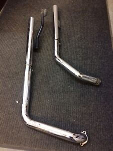 Vance and Hines straight pipes