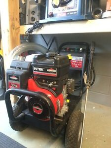Intek 10HP pressure washer  Kitchener / Waterloo Kitchener Area image 1