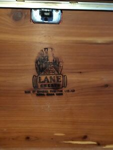 Lane cedar chest London Ontario image 3