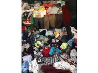 Bundle of boys clothes size 12-18 months