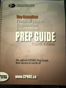 CPNRE Registration Prep Guide 4th edition Kitchener / Waterloo Kitchener Area image 1