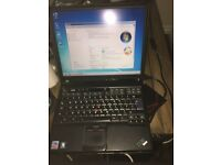 IBM T41 laptop on win 7 1.6Ghz basic cheap laptop