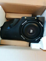 Polaris RZR subwoofer