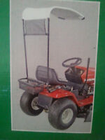 ARNOLD MTD TRACTOR SUNSHADE NEW IN THE BOX