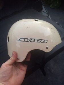 Youth Medium Avigo Skateboard Bike Helmet