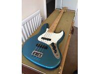 Fender Jazz Bass (Mexican) inc Fender case