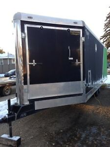 2014 heated enclosed continental cargo