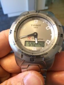 Tissot touch stainless steel version West Island Greater Montréal image 1