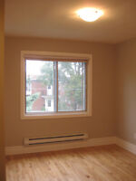 Renovated 51/2 in NDG, new kitchen/bathroom, appliances included