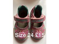 Girls Lelli Kelly shoes and trainers