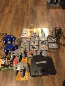 N64 Lot - updated