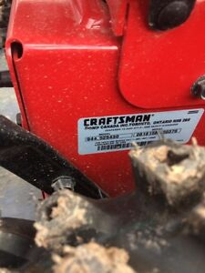 Looking for someone who has this craftsman snowblower