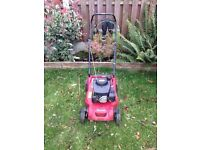 Mountfield petrol lawnmower for sale