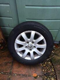 Volkswagen alloy