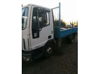 2004 NEW SHAPE IVECO EURO CARGO TIPPER LOW MILES READY FOR WORK OR IDEAL EXPORT