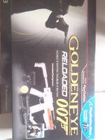 ensemble golden eye 007 doubles o edition avec fusil et jeux ps3