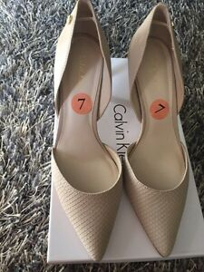 Brand new Calvin klein shoes size 7