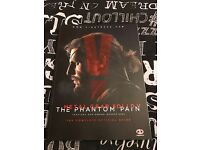 OFFICIAL STRATEGY GUIDE for METAL GEAR SOLID: THE PHANTOM PAIN