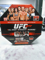 In Home Offical UFC 90 Day Program