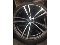Brand new BMW Alloy Wheels