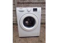 Samsung 1400 Spin 8kg Washing Maching full working good condition £180