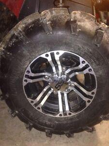 Trade for original outlander wheels