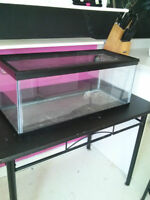 "Aquarium for reptiles/small animals, etc - 1'x1'x2"" (16-18Gal)"